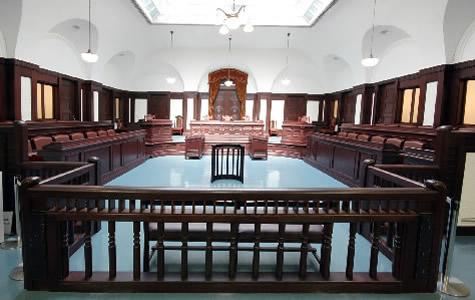 「横浜地方裁判所陪審法廷」の画像検索結果